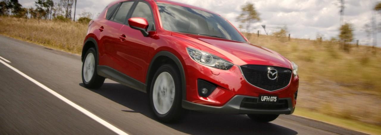 "Mazda CX-5 ""Quick and Smart"" | Fin Design + Effects"