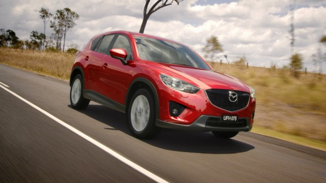 Mazda<br>CX-5 - Quick and Smart