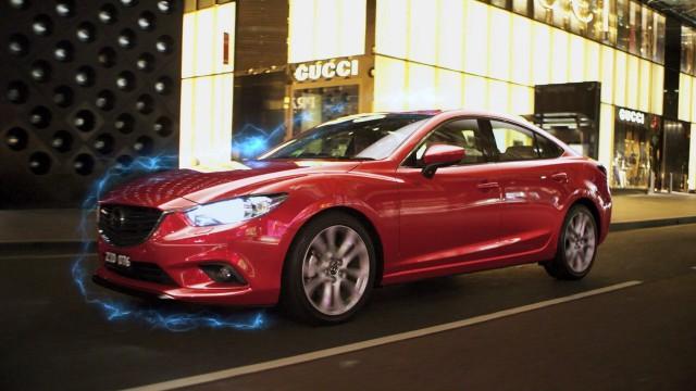 Mazda6 - Energy Field