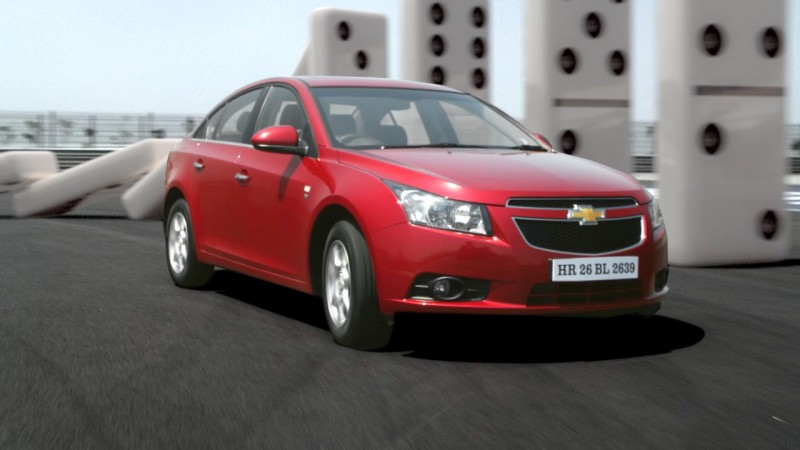 Chevrolet Cruze - Dominoes