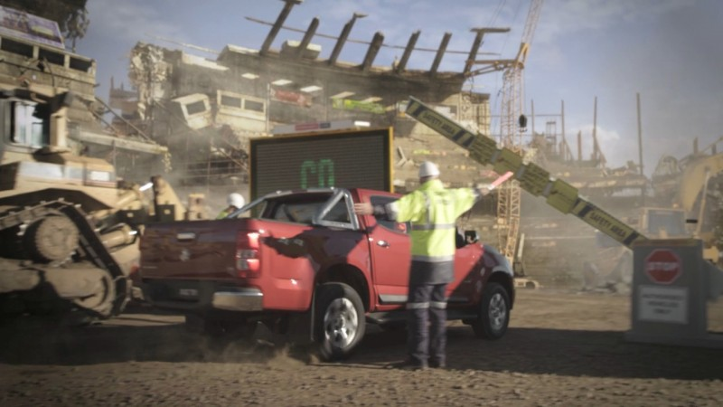Holden Colorado - Safety
