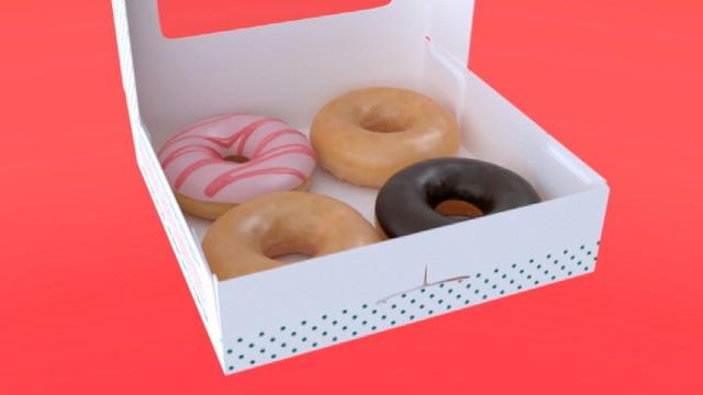7&nbsp;<br>Eleven - Krispy Kreme