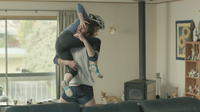 TheAthletesFoot - Wife Carrying
