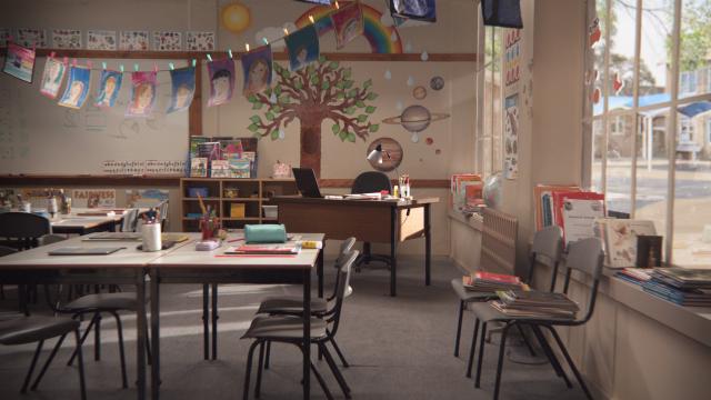 SeekLearning - Classroom