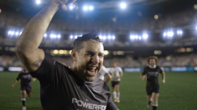 Powerade - Billy Slater