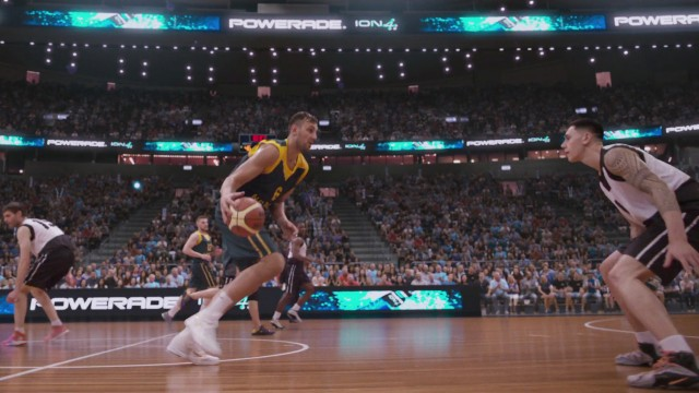 Powerade - Andrew Bogut