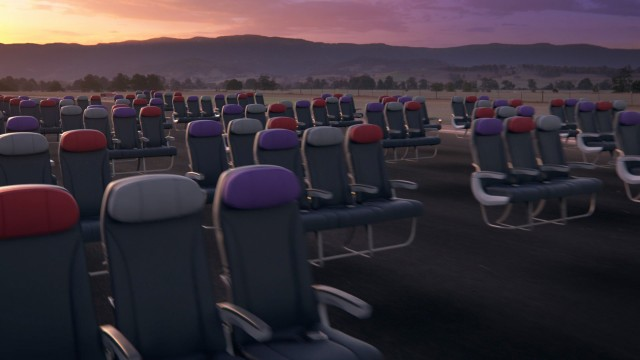 Virgin<br>Velocity - Endless Seats