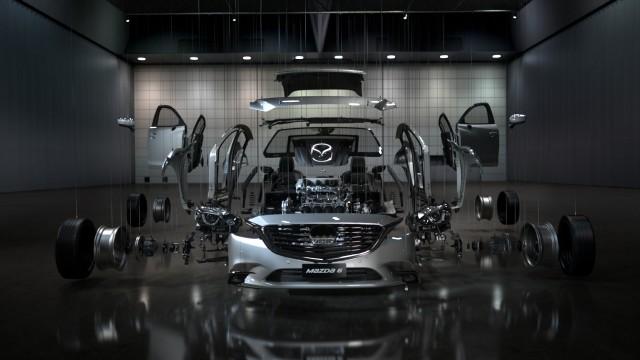 Mazda - Quietly Confident
