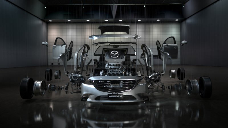 Mazda - Quietly Confident