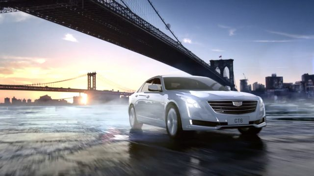 Cadillac<br>CT6 - Freeze
