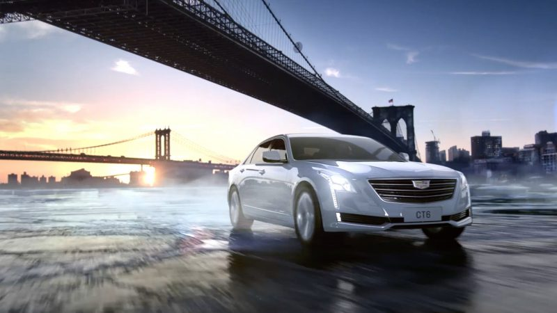 Cadillac CT6 - Freeze