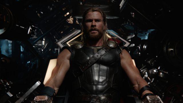 Thor:<br>Ragnarok - Marvel Studios