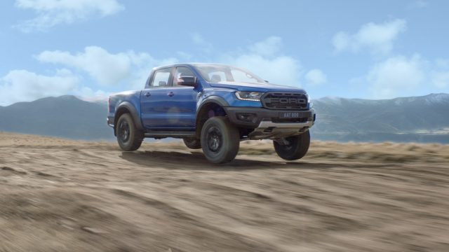 Ford<br>Ranger<br>Raptor - Launch
