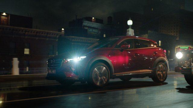 MazdaCX-3 - A Modern Classic