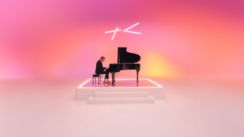 Telstra - Piano